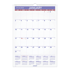 AAGPMLM0228 - AT-A-GLANCE® Erasable Wall Calendar