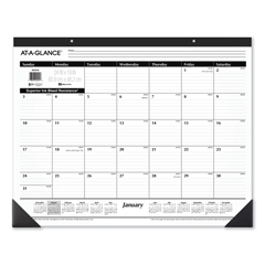AAGSK3000 - AT-A-GLANCE® Ruled Desk Pad