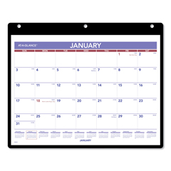 AAGSK800 - AT-A-GLANCE® Monthly Desk/Wall Calendar