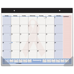 AAGSKPN7000 - AT-A-GLANCE® QuickNotes® Special Edition Desk Pad