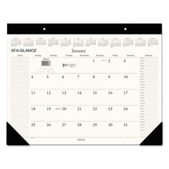 AAGSW20100 - AT-A-GLANCE® Executive® Desk Pad