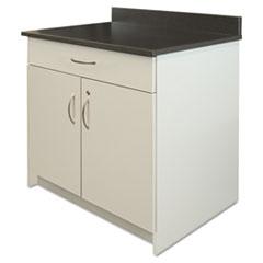 AAPBR102GY - Alera Plus™ Hospitality Base Cabinet