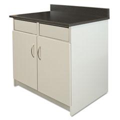 AAPBR104GY - Alera Plus™ Hospitality Base Cabinet