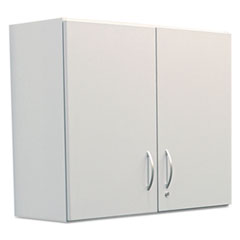 AAPBR181GY - Alera Plus™ Hospitality Wall Cabinet