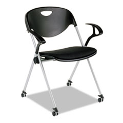 AAPSL652 - Alera Plus™ SL Series Nesting Stack Chair With Arms