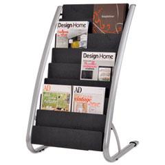 ABADDEXPO8 - Alba Literature Floor Display Rack