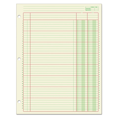 ABFACP85112 - Adams® Columnar Analysis Pad