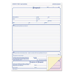 ABFNC3819 - Adams® Contractor Proposal Form