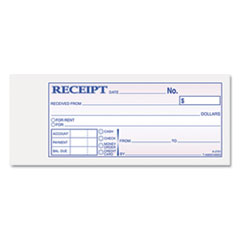 ABFTC2701 - Adams® Receipt Book