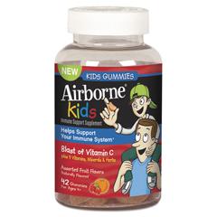 ABN18576 - Airborne® Kids Immune Support Gummies