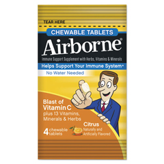 ABN92870 - Airborne® Immune Support Chewable Tablets