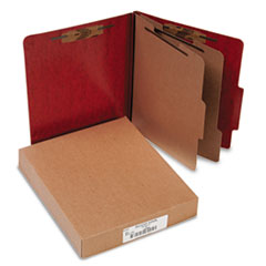 ACC15006 - ACCO 20 pt. PRESSTEX® Classification Folders