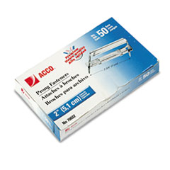 ACC70022 - ACCO Premium Two-Piece Paper Fasteners