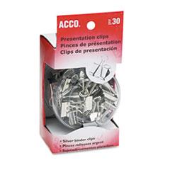 ACC71138 - ACCO Presentation Clips