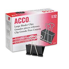 ACC72100 - ACCO Binder Clips