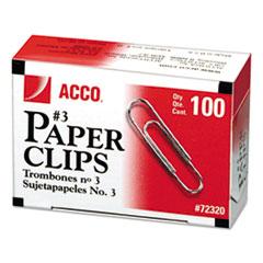 ACC72320 - ACCO Economy Paper Clips