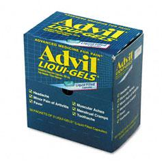 PFYBXAVLG50 - Advil® Liqui-Gels