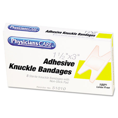 ACM1009 - PhysiciansCare® by First Aid Only® Knuckle Bandages