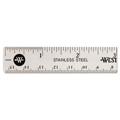 ACM10414 - Westcott® Stainless Steel Ruler