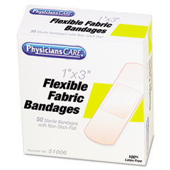 ACM51006 - PhysiciansCare® First Aid Refill Components—Bandages, Pads and Wraps