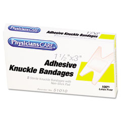 ACM51010 - PhysiciansCare® First Aid Refill Components—Bandages, Pads and Wraps