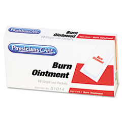 ACM51014 - PhysiciansCare® First Aid Refill Components—Ointment
