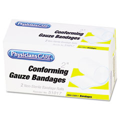 ACM51017 - PhysiciansCare® First Aid Refill Components—Gauze