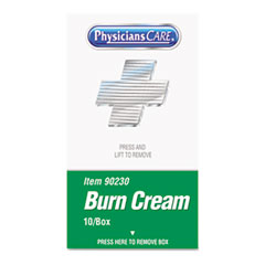 ACM90230 - PhysiciansCare® Xpress™ First Aid Refill Burn Cream