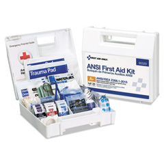 ACM90589 - First Aid Only™ ANSI 2015 Compliant First Aid Kit
