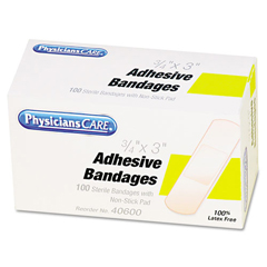 ACMG155 - PhysiciansCare® by First Aid Only® Plastic Bandages