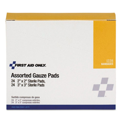 ACMI228 - First Aid Only™ Gauze Pads