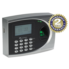ACP010250000 - Acroprint® timeQplus Biometric Time and Attendance System with Web Option