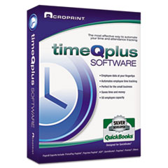 ACP010262000 - Acroprint® timeQplus Network Software