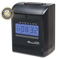 ACP010270001 - Acroprint® Top Loading Time Clock