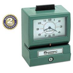 ACP011070411 - Acroprint® Heavy-Duty Time Recorders