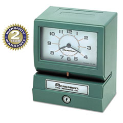 ACP01207040A - Acroprint® Heavy-Duty Time Recorders
