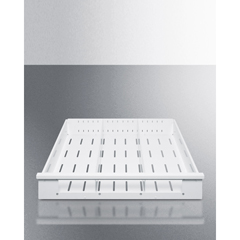 SMAACR17Drawer - Summit ApplianceAccucold Medical® Interior Full-Extension Slide-Out Drawer with Brackets for Use Inside Any ACR1717 Refrigerator