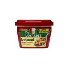 BFVAHF04702 - Conagra FoodsChef Boyardee Beefaroni Microwave
