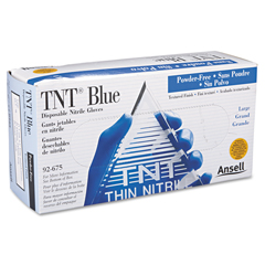 ANS92-675-M - AnsellPro TNT® Disposable Nitrile Gloves