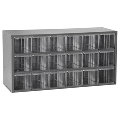 AKR17018 - Akro-Mils18-Drawer Storage Hardware and Craft Cabinet