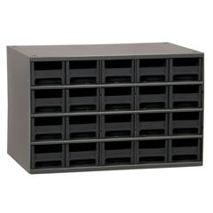 AKR19320BLK - Akro-Mils20-Drawer Storage Hardware and Craft Organizer