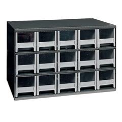 AKR19715 - Akro-Mils15-Drawer Storage Hardware and Craft Organizer