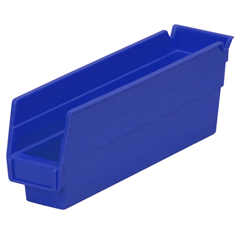 AKR30110BLUECS - Akro-Mils12 inch Nesting Shelf Bin Box