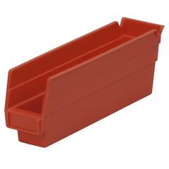 AKR30110REDCS - Akro-Mils12 inch Nesting Shelf Bin Box