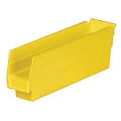 AKR30110YELLOCS - Akro-Mils12 inch Nesting Shelf Bin Box