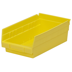 AKR30130YELLOCS - Akro-Mils12 inch Nesting Shelf Bin Box