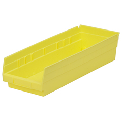 AKR30138YELLOCS - Akro-Mils18 inch Nesting Shelf Bin Box