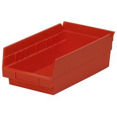 AKR30150REDCS - Akro-Mils12 inch Nesting Shelf Bin Box