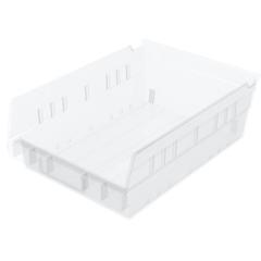 AKR30150SCLARCS - Akro-Mils12 inch Clear Nesting Shelf Bin Box