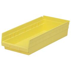 AKR30158YELLOCS - Akro-Mils18 inch Nesting Shelf Bin Box